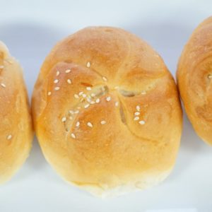 Kaiser Buns Close Up
